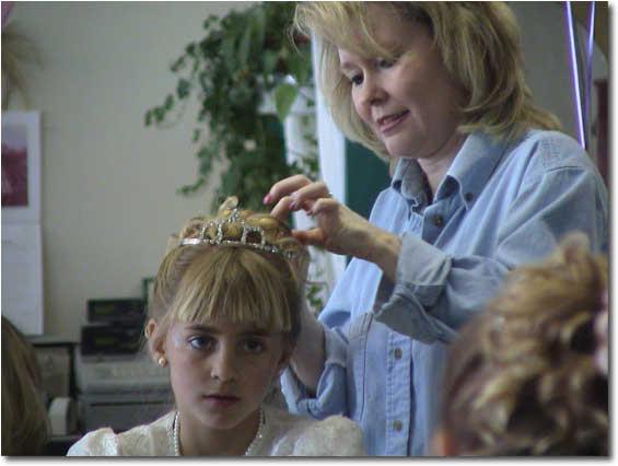 Swell Brooklyn39S 7Th Birthday Salon Treatment Hair Styles Short Hairstyles For Black Women Fulllsitofus